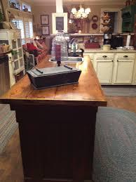 old world manufactured home kitchen remodel
