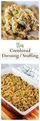 southern homemade dressing for thanksgiving best 25 easy cornbread dressing ideas that you will like on