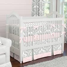Baby Home Decor Amusing Baby Crib Bedding Pink Creative Inspirational Home