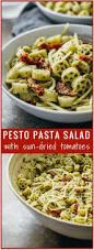 Pasta Salad Ingredients Best 20 Pesto Pasta Salad Ideas On Pinterest Pesto Salad Pasta