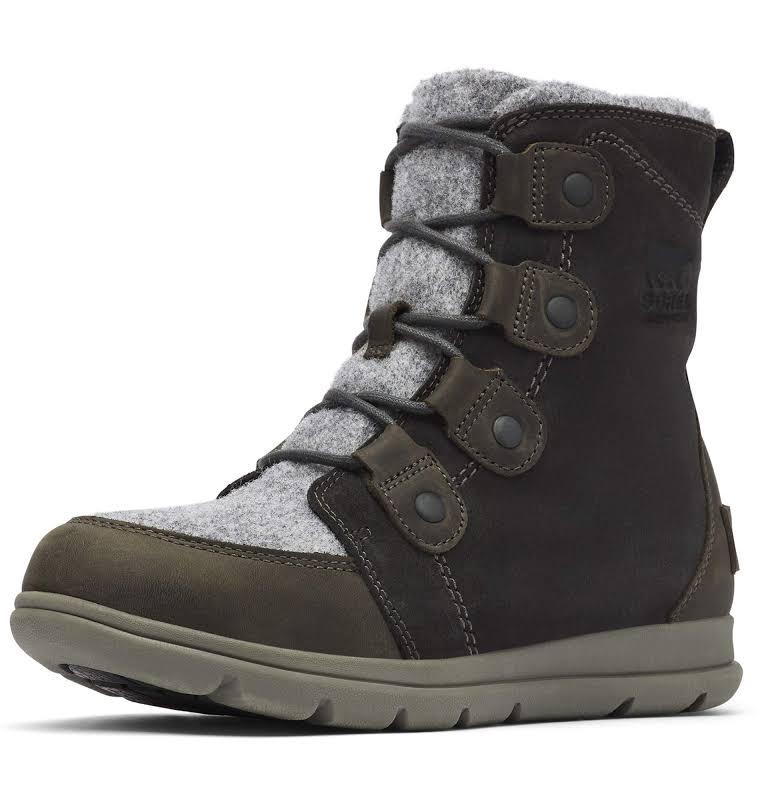 Sorel Explorer Joan Boot Coal