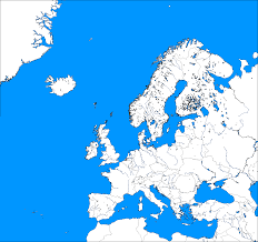 Map Of 1914 Europe by A Blank Map Thread Alternate History Discussion