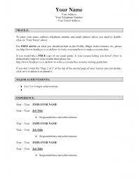 What Is Job Profile In Resume by Help Resume Resume Cv Cover Letter