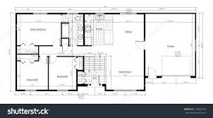 Split Level Ranch Floor Plans Split Level House Floor Plans Ahscgs Com