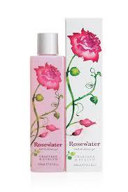 amazon com crabtree u0026 evelyn bath and shower gel rosewater 8 5