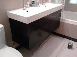 Bathroom Vanity Double by Small Double Sink Vanity Sink Cabinet Dramatic Momentous Beloved