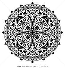 Indian Flower Design Ethnic India Stock Images Royalty Free Images U0026 Vectors