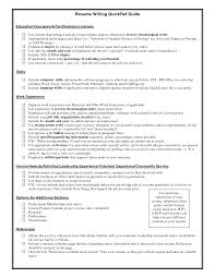 Professional Profile On Resume Professional Nursing Resume Writing Services