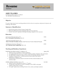 Cosmetologist Resume Objective Early Childhood Resume Objective Resume For Your Job Application
