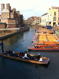 Scholarship Essay Competition for Summer        Reach Cambridge CJC March      Punting