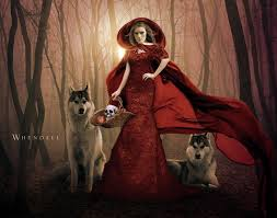 147 red riding hood images red riding
