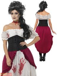 ladies victorian slasher victim costume halloween jack the ripper