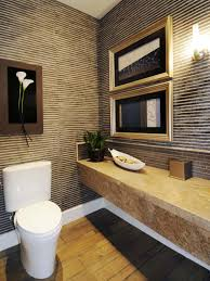 Pictures Of Small Bathrooms With Tile Half Baths And Powder Rooms Hgtv