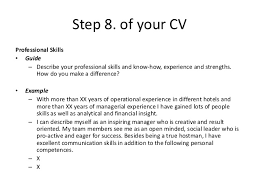 Resume Branding Statement Examples  examples of resume branding