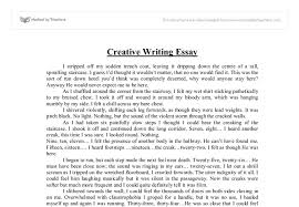 narrative writing essays Creative writing tips gcse Home FC