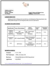 resume models for freshers resume sample doc by jamsheer resume Resume and Cover Letter Writing and Templates