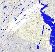Ny County Map Landmarkhunter Com Rockland County New York