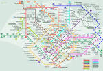 smrt mrt map - smrt subway map
