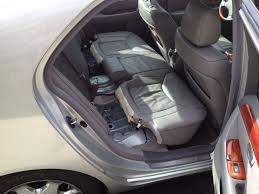 lexus ls ultra luxury package how to remove the rear seat and subwoofer in a lexus ls 430 the