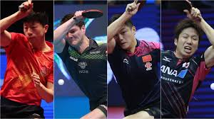 Topspin Table Tennis by Vote Which Male Table Tennis Player Has The Most Powerful