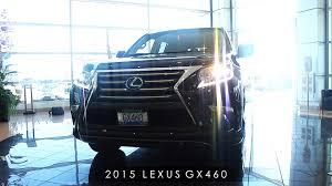 lexus vancouver hours 2015 lexus gx 460 luxury review interior u0026 exterior walkaround