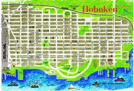 Map Nj Hoboken Walking Tour Map Hoboken Nj U2022 Mappery