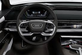 2018 audi a8 could bring a new interior concept autoevolution