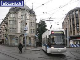 Gang dur Alt-Züri: Der Albert-Näf-Platz - albert_naef_platz_tram10