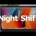 Apple Releases First MacOS Sierra 10.12.4 Public Beta with New Night Shift Mode