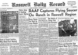 "F.B.I. Confirmó la recuperación de 3 OVNIs y 9 Extraterrestres ""Roswell"" Images?q=tbn:ANd9GcQaZRxeRksN1JWsiscGHgGALN4-G5ui9KzITnnL7EbOI025jM36Ww"