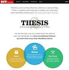 DIYthemes Thesis WordPress Theme