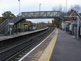 Ashurst New Forest railway station