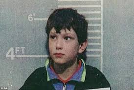 Child killer Jon Venables  pictured in      after murdering James Bulger  has signed up