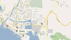 Metro Manila Map by Getting Around U0026 Maps Subic International Hotel