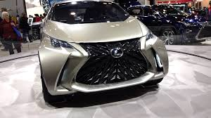 lexus concept cars lexus lfsa concept car youtube