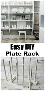 Kitchen Wall Organization Ideas 536 Best Plate Racks Images On Pinterest Plate Racks Kitchen