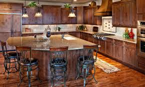 Kitchen Cabinets Mahogany Kitchen Traditional Stainless Steel Double Kitchen Sink Mahogany