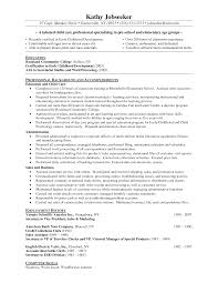 educational attainment example in resume example resume for filipino teachers frizzigame example resume for infant teacher frizzigame