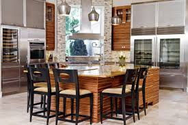 Distressed Black Kitchen Island by Kitchen Black And White Combination Color Ideas With Black