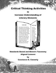 Critical Thinking In Education lbartman com Activity      Critical Thinking