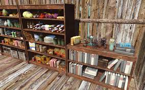 Container Store Bookshelves Do It Yourshelf Clutter For Shelves And Bookcases At Fallout 4