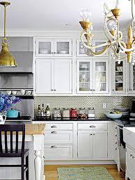 Kitchen Backsplash Ideas - Kitchen with backsplash