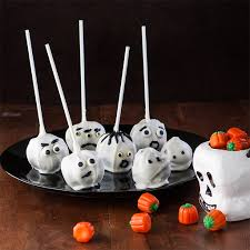 Cake Pops Halloween Ideas by Trick Or Treat Halloween Pop Recipes Sortrachen