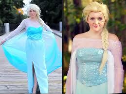 Frozen Halloween Costumes Adults Frozen Diy Elsa Dress Halloween Costume