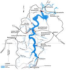 Map Of The Ohio River by Pittsburgh District U003e Missions U003e Recreation U003e Lakes U003e Youghiogheny
