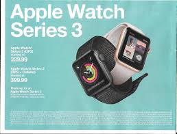 apple watch series 2 target target ad scans smart q pon clips