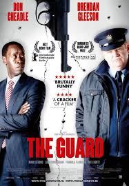 El Irlandes (The Guard)