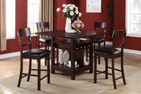f2347 counter height tables wine storage welcome to decoreza