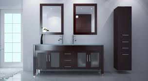 Vanity Units With Drawers For Bathroom by Modern Bathroom Mirrors Decor Wonderland Vanessa Modern Bathroom