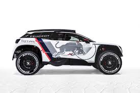 peugot 3008 new racing car peugeot 3008 dkr 4wd magazine